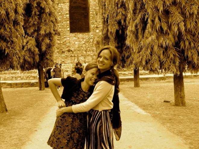 Lily and Knight, Joy, India